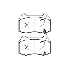 Magnetic Clips 2pk